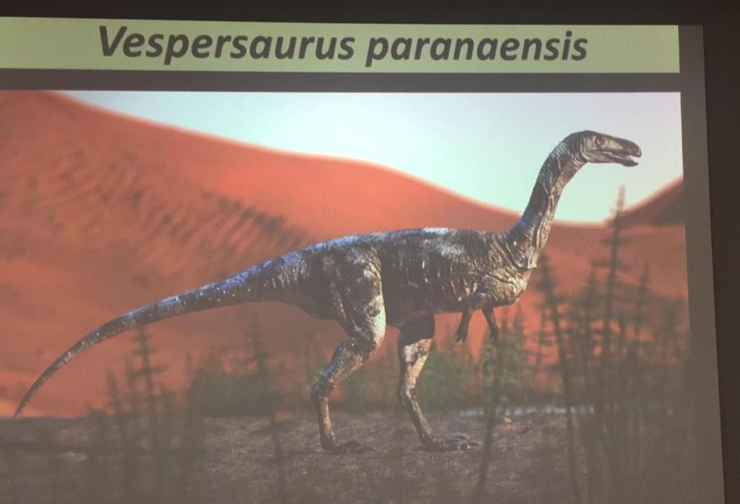 Cientistas apresentam nova espécie de dinossauro