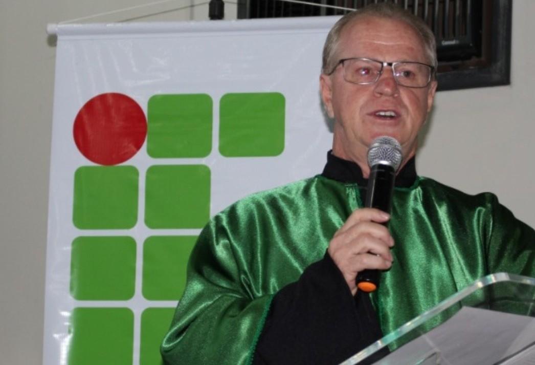 Luiz Carlos Eckstein é nomeado para mais quatro anos no campus de Cascavel