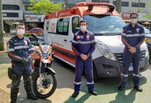Consamu participa em Cascavel da Semana Nacional de Trânsito