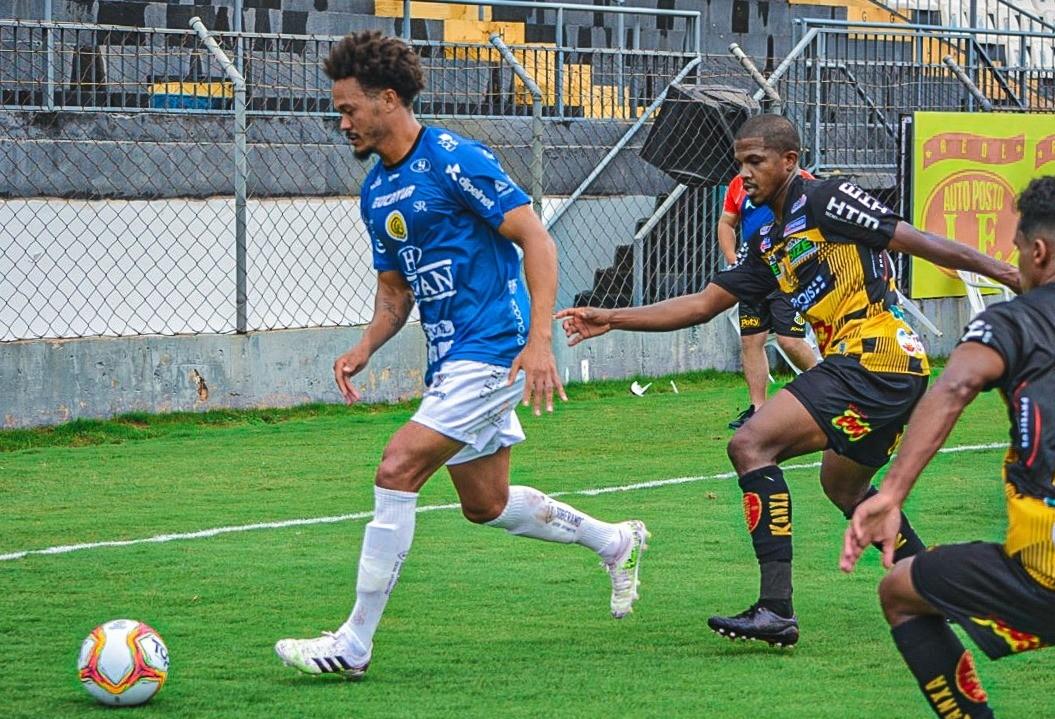 FC Cascavel perde por 3x0 para o Novorizontino e é eliminado