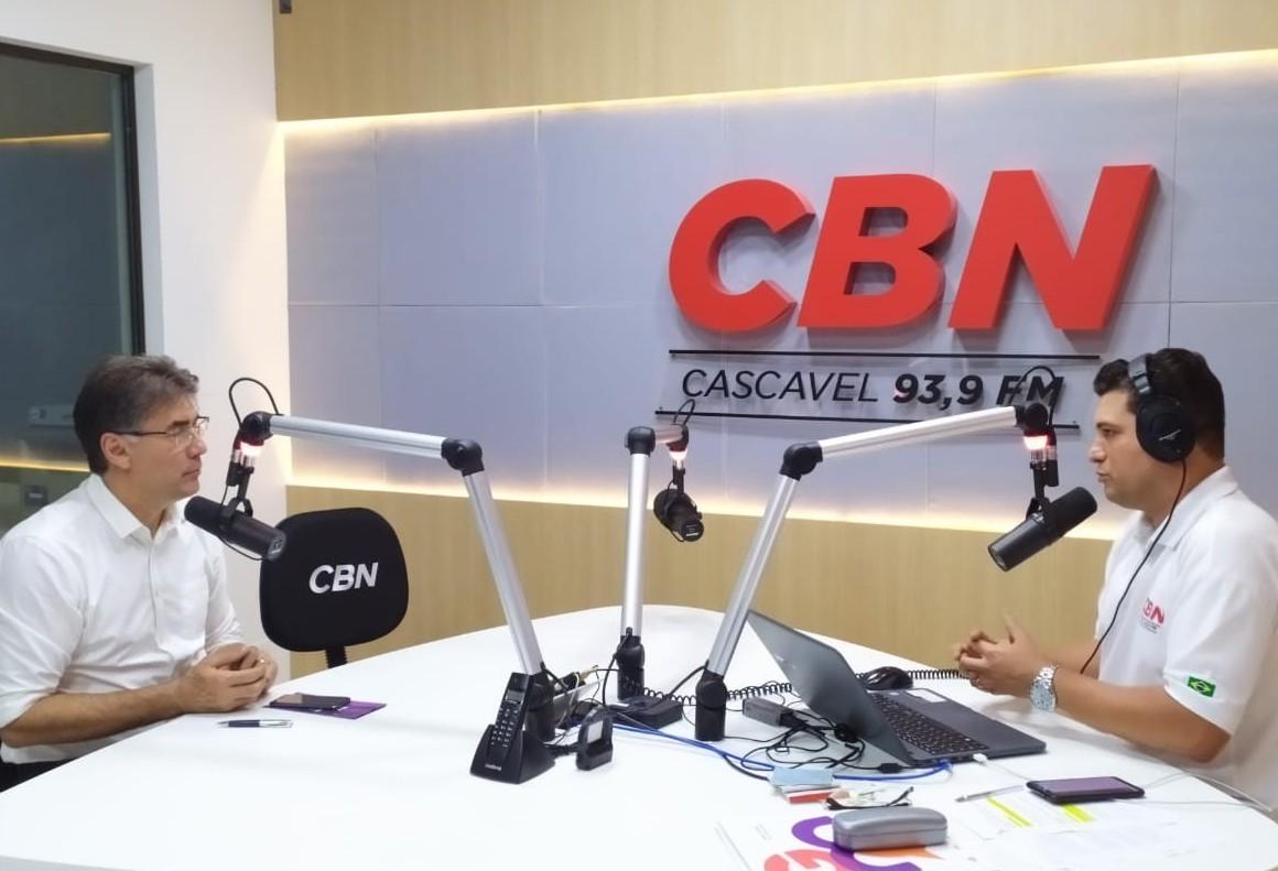 """""""Só em 2019, foram abertas 5.214 novas empresas com a desburocratização"""", diz Paranhos"""