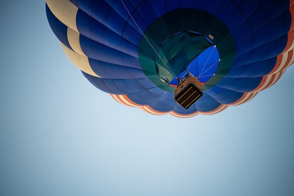 Sobrevoo de balão nas Cataratas é Fake