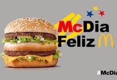Vem aí o Mc Dia Feliz