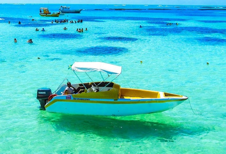 Governo quer  criar 'Cancúns'
