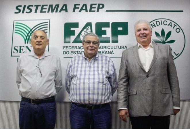 Diretoria da FAEP é reeleita para mais três anos