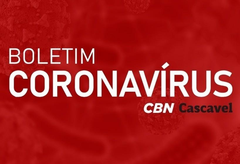 Cascavel  registra mais uma morte em decorrência do coronavírus