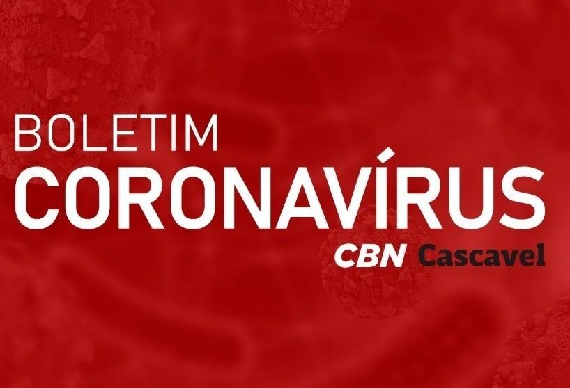 Cascavel registra 39.902 casos confirmados de Covid-19