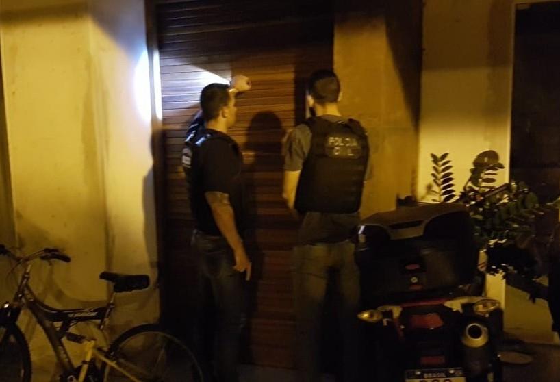 Policiais cumprem 21 mandados contra grupo que fraudava Dpvat
