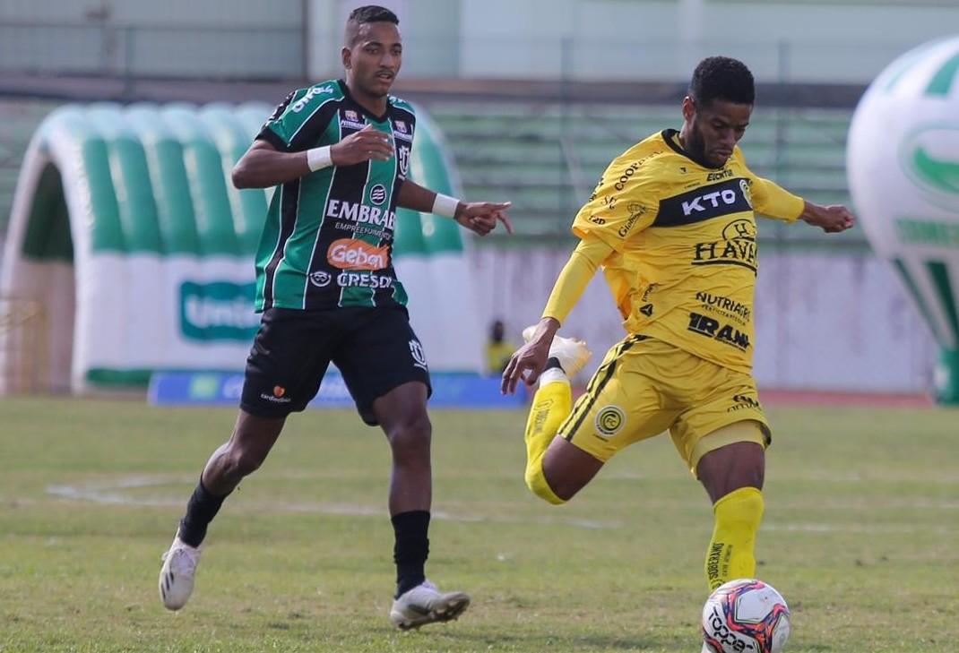 FC Cascavel  vence Maringá e dá importante passo rumo à semifinal