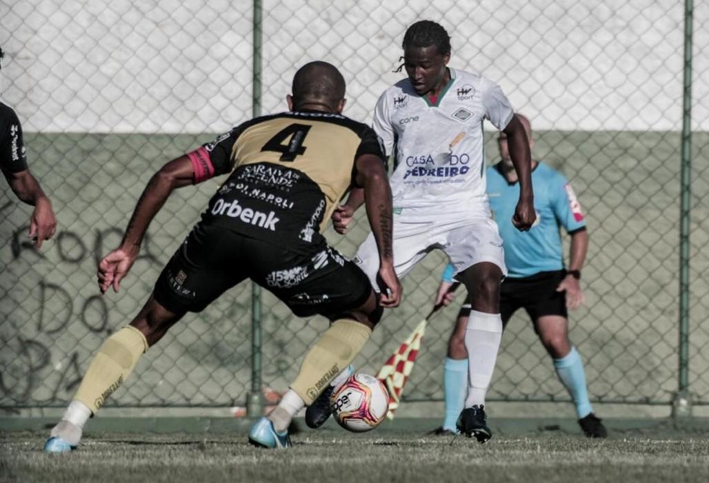 FC Cascavel vence com gol nos acréscimos e vai enfrentar o Novorizontino