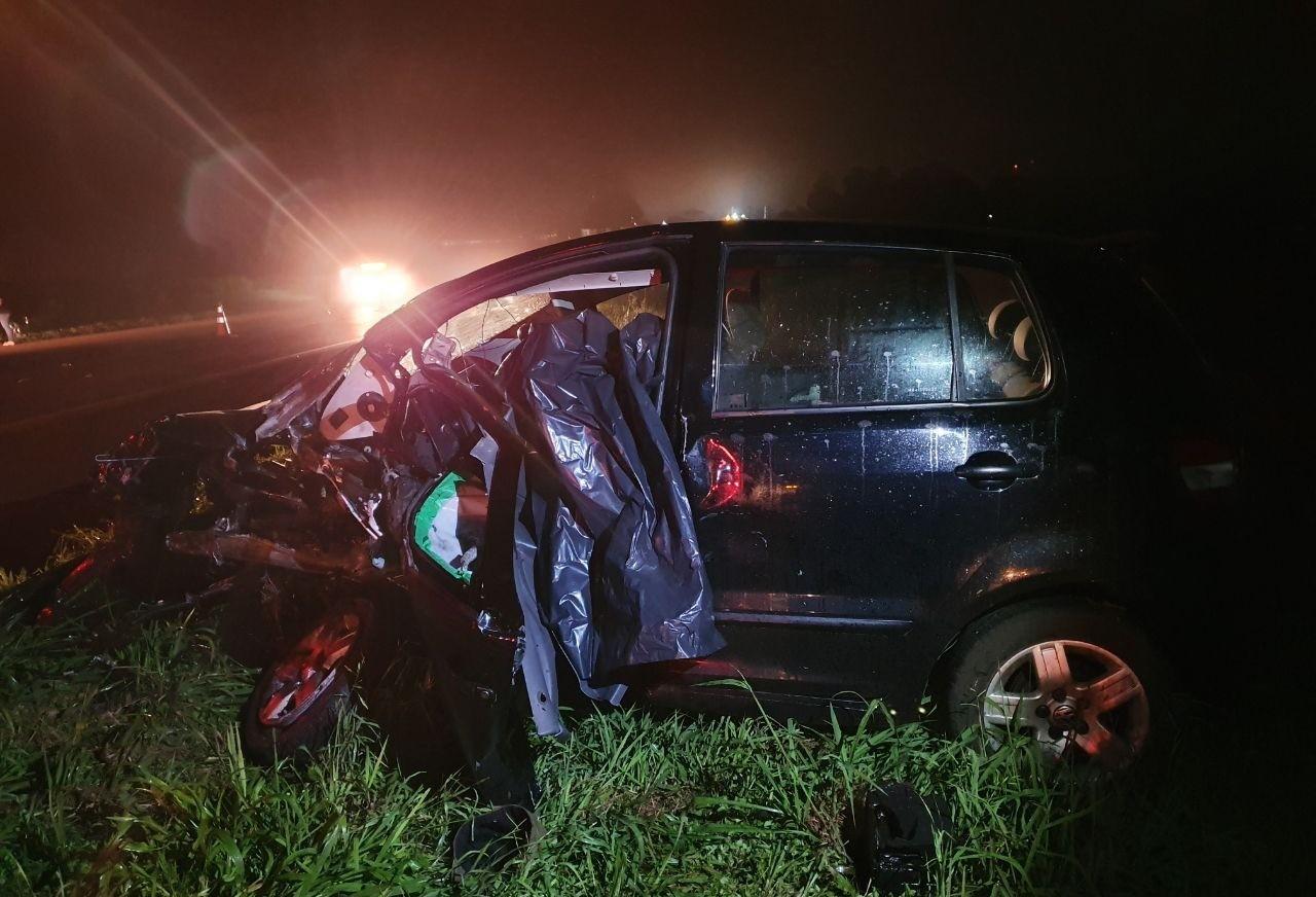 Quatro mortes registradas nas rodovias no fim de semana