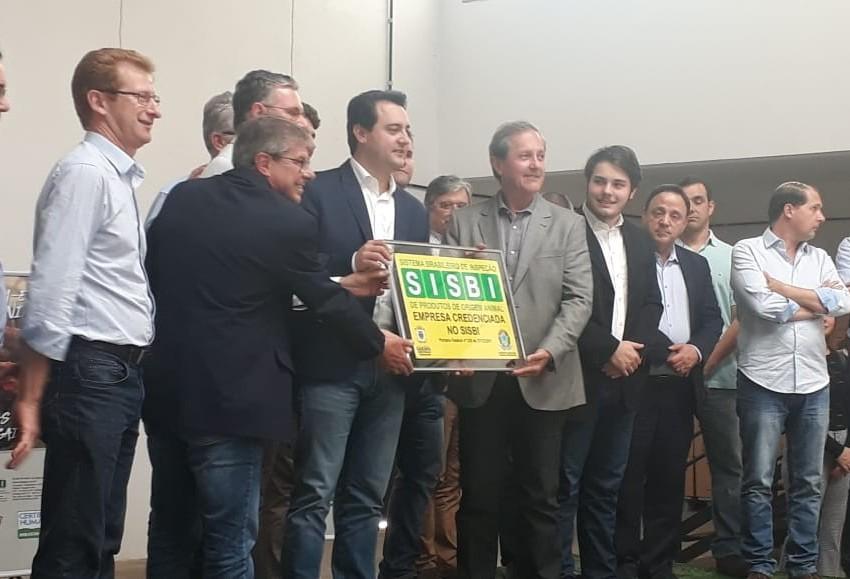 """""""O trabalho do Governo do Estado é facilitar a vida do empresário"""", diz Ratinho Júnior"""
