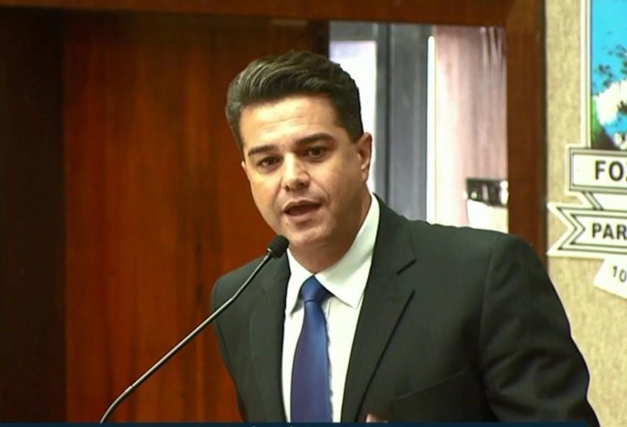 Luiz Queiroga retorna  para Câmara de Foz do Iguaçu