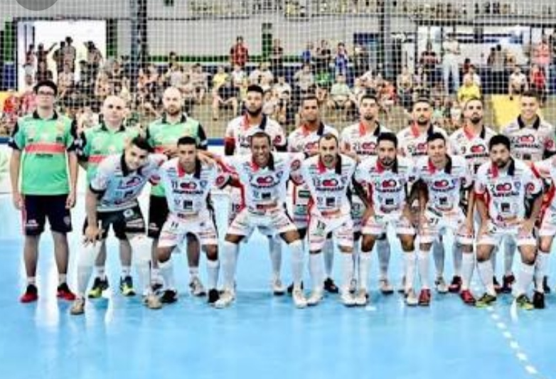 Cascavel Futsal empata e encerra temporada