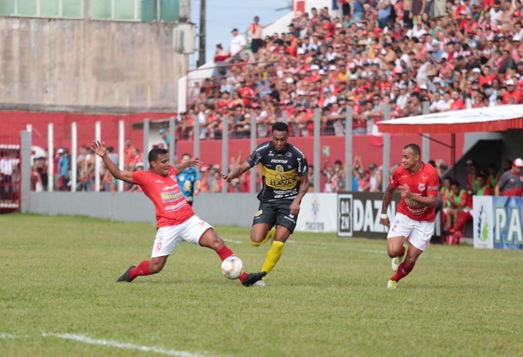 FC Cascavel empata com Rio Branco em Paranaguá