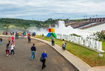 Complexo de Itaipu tem maior número de visitantes na história