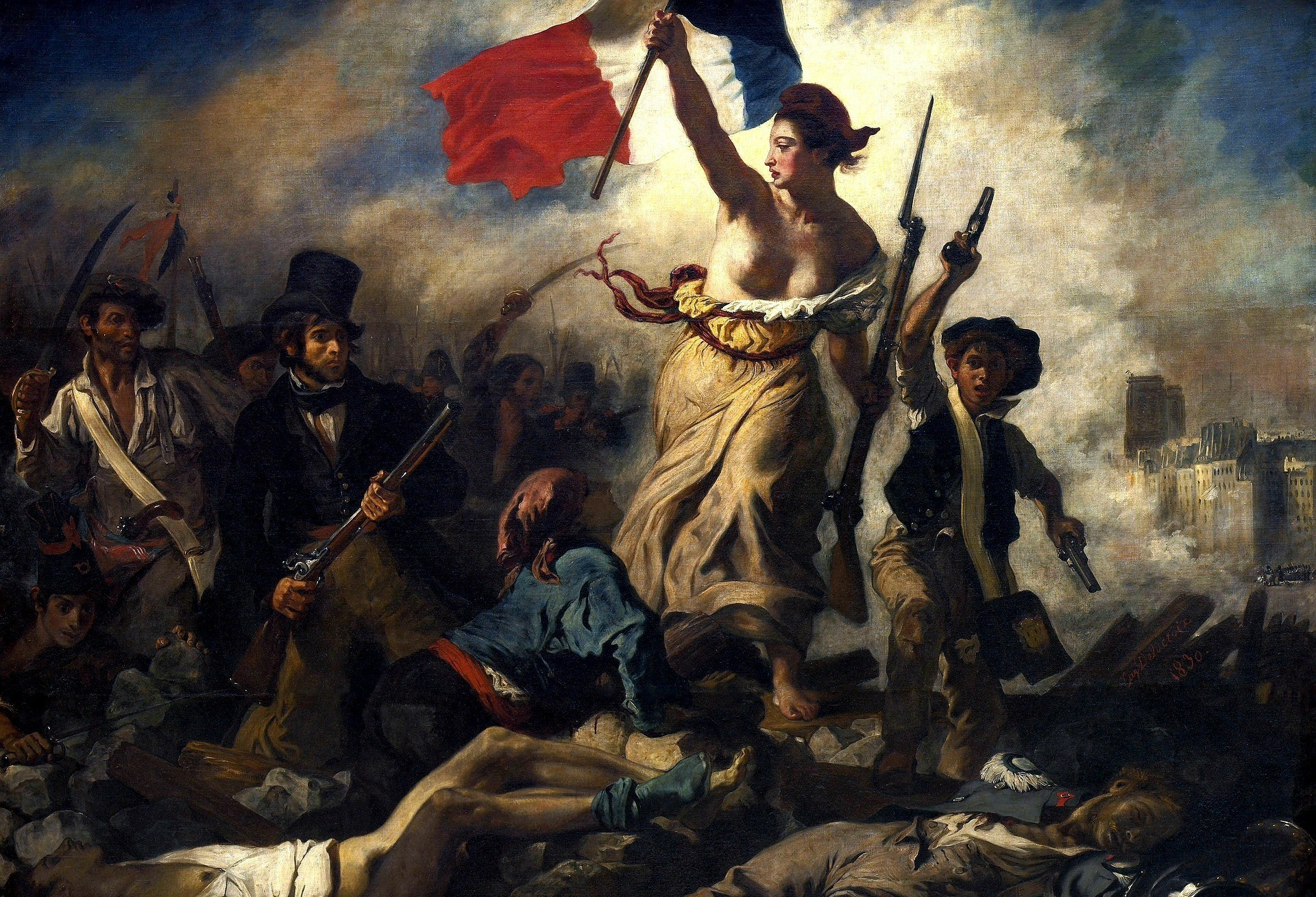 Viva a Revolução!