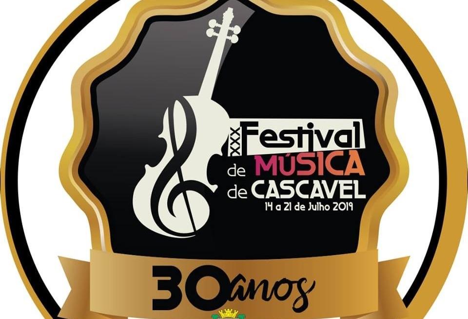 Cascavel sedia Festival de Música