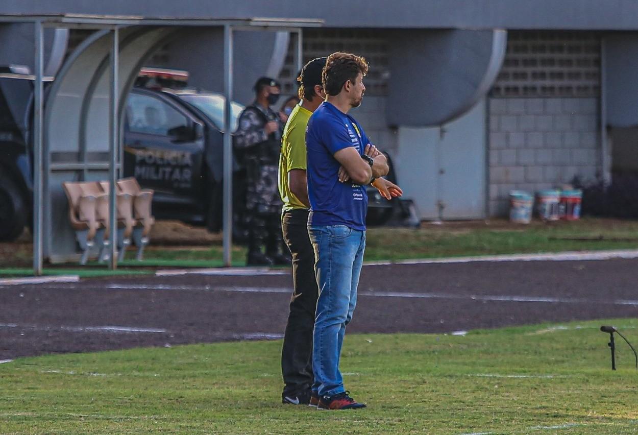 Diretoria do FC Cascavel encaminha pedido de público para semifinal