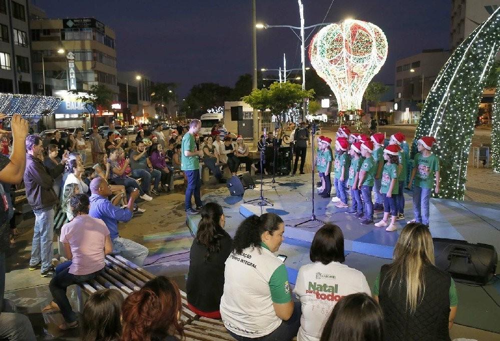 Prefeitura divulga programação cultural do Palco Arena