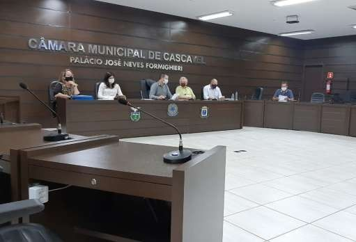 Elton José Munchen é reeleito presidente do Conselho Municipal de Saúde