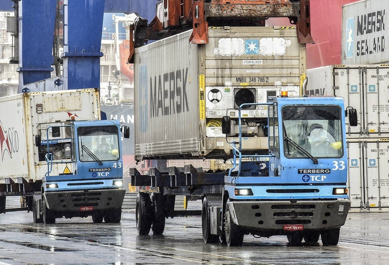 Exportações de carne pelo Porto de Paranaguá têm aumento em relação a 2018