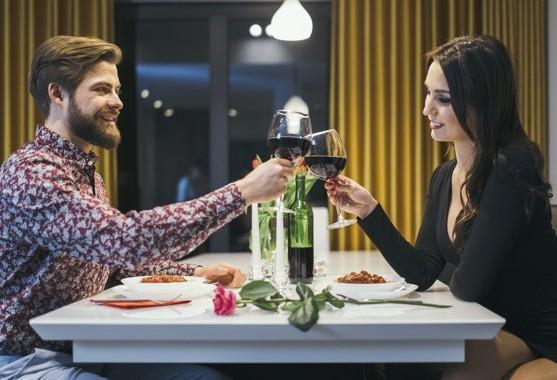 Um jantar a dois
