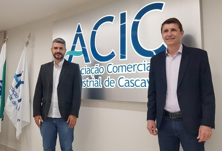 Acontece nesta sexta (7) posse festiva da nova diretoria da Acic