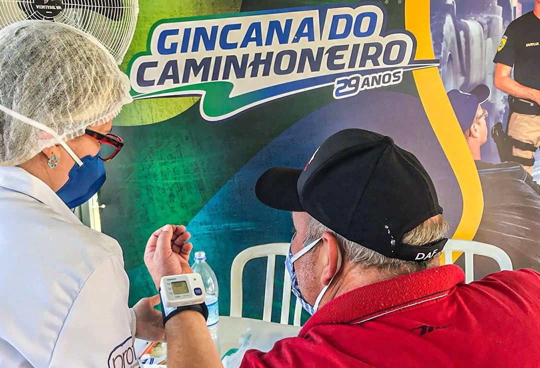 Cascavel estreia na rota da Gincana do Caminhoneiro