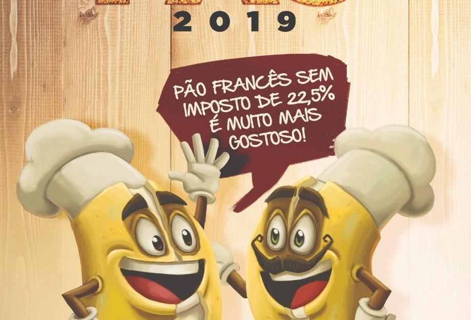 Panificadoras irão vender pão francês mais barato nesta quarta-feira