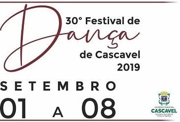 Tudo pronto para o 30º Festival de Dança de Cascavel