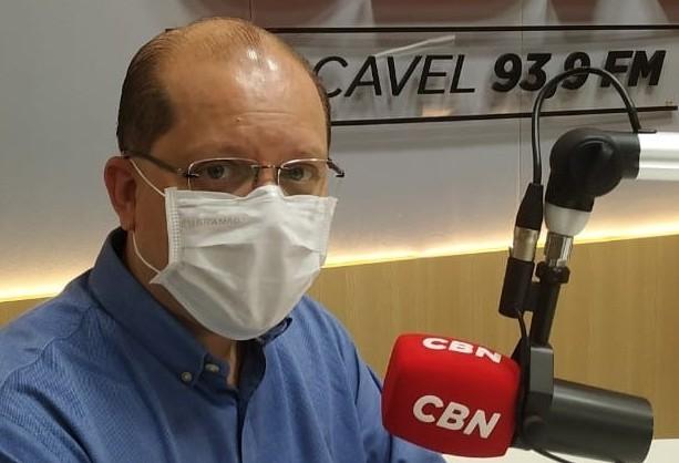 """""""Se a gente tem plano de retornar com público nos estádios, a hora é agora, e já"""", diz Nicácio"""