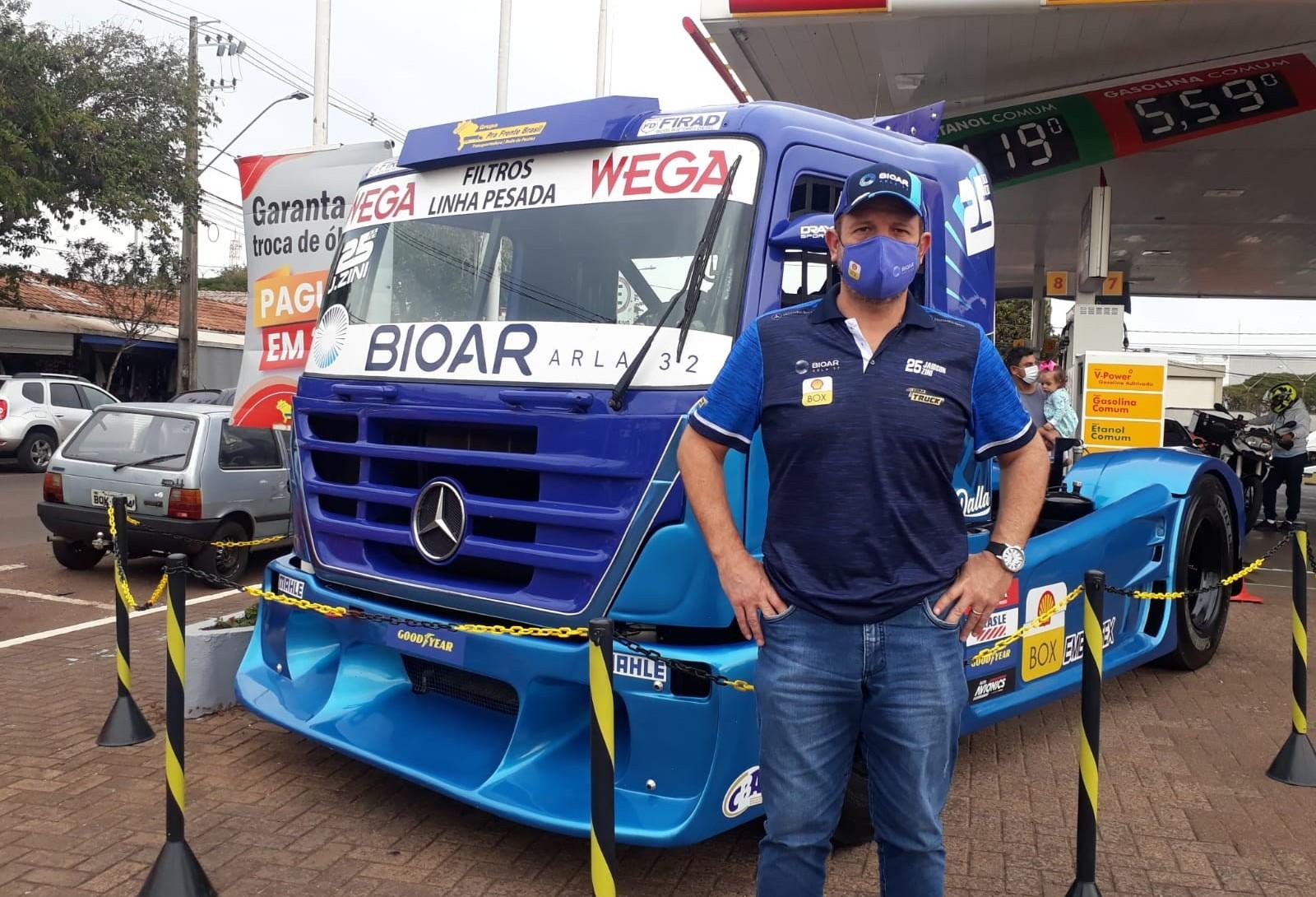 Copa Truck: Cascavel recebe primeira etapa dupla da temporada