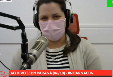Acompanhe CBN Paraná desta quarta-feira (06)