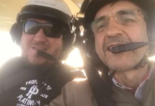 Carneiro proprietário do Ideal e Morales que também estava na aeronave morreram