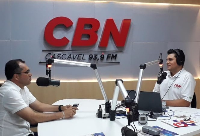 """""""Muitas ações estão encaminhadas e 2020, mesmo sendo ano eleitoral, será melhor ainda para Cascavel"""" diz Alcione"""