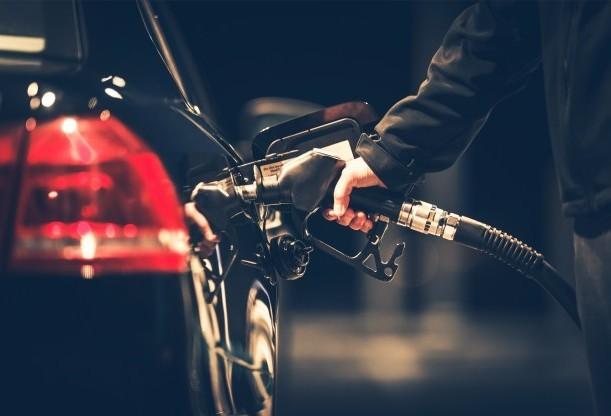 Queda no valor da gasolina