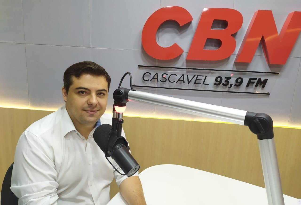 """""""O ano foi de grandes avanços para Cascavel"""" diz Misael Júnior"""