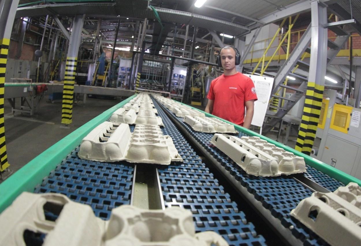 Industrial paranaense mantém otimismo em alta pelo quinto mês seguido