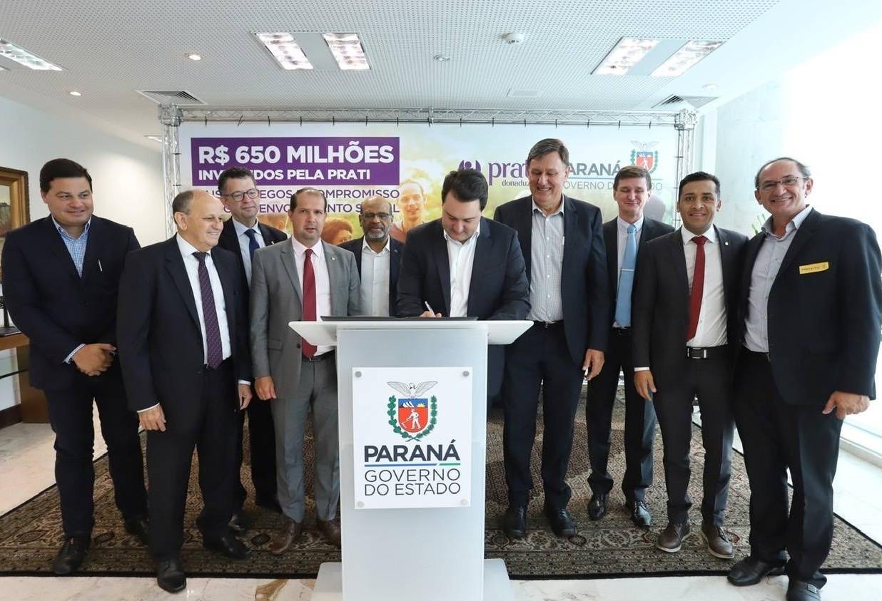 Prati Donaduzzi confirma investimentos de R$ 650 milhões em expansão