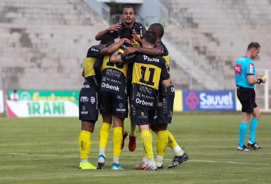 FC Cascavel vence o Bangu e volta a ocupar a quarta posição no grupo A7