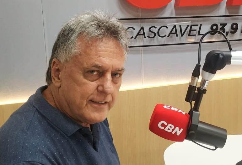 """Bailak assume a secretaria de Saúde de Cascavel: """"Neste momento sou favorável ao fechamento de tudo"""""""