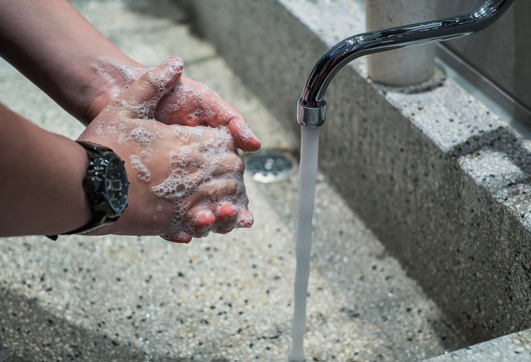 5 de maio: Dia Mundial de Higienização das Mãos