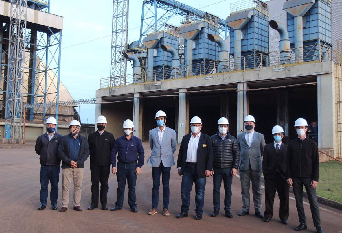 Estado e União discutem detalhes da Nova Ferroeste com o setor produtivo de Cascavel