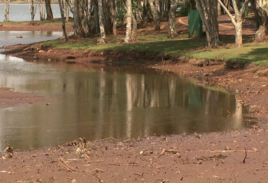 Desassoreamento do Lago Municipal ficará para 2021