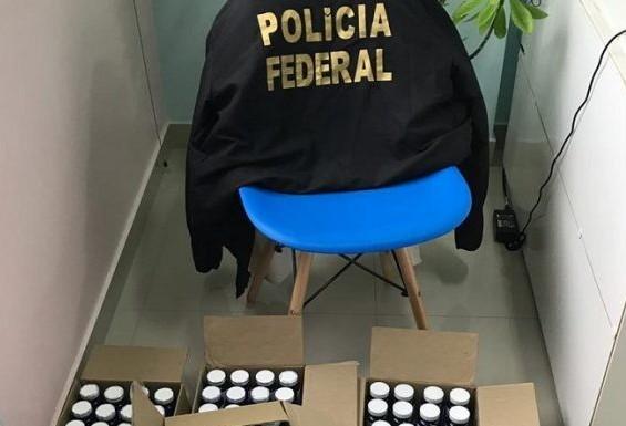 Polícia Federal faz operação contra grupo que vende 'pílula do câncer' falsificada