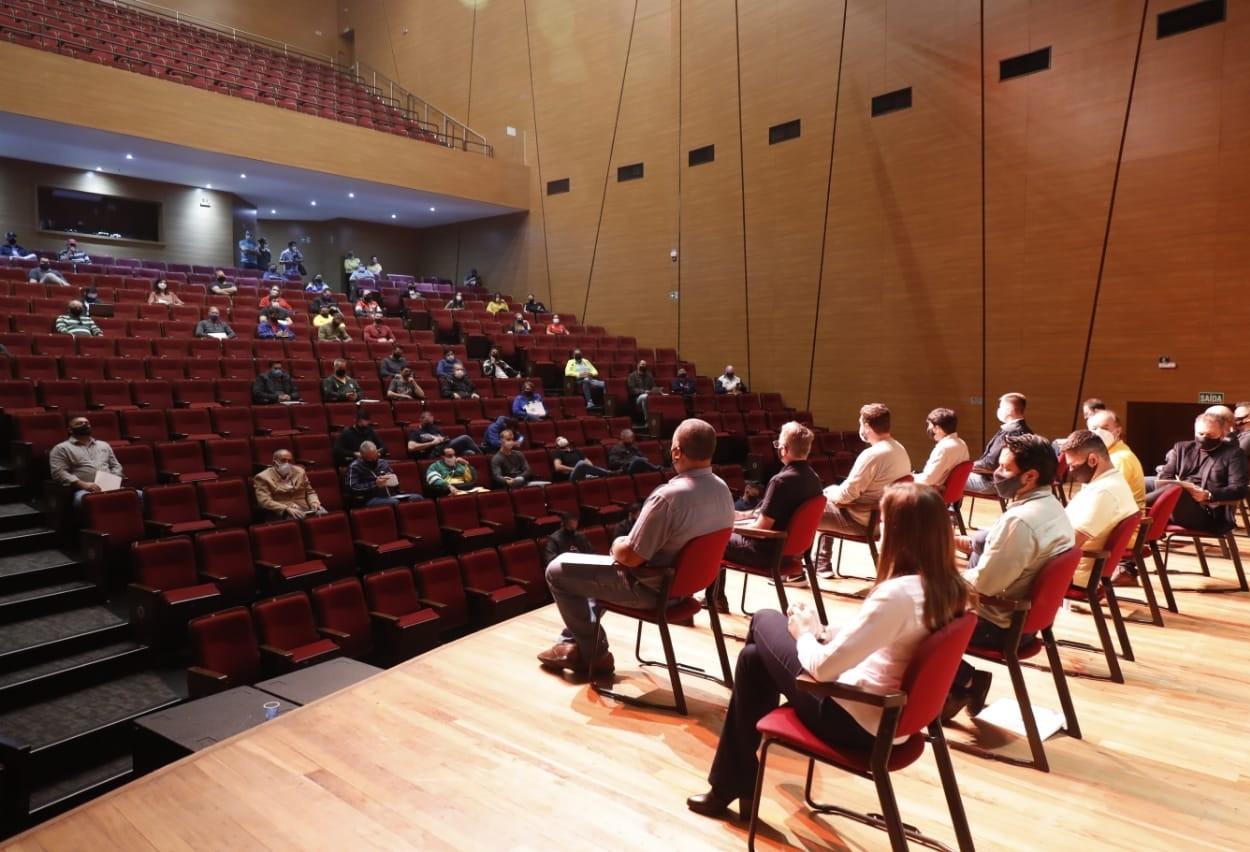 Seminário debate esporte como política pública em Cascavel