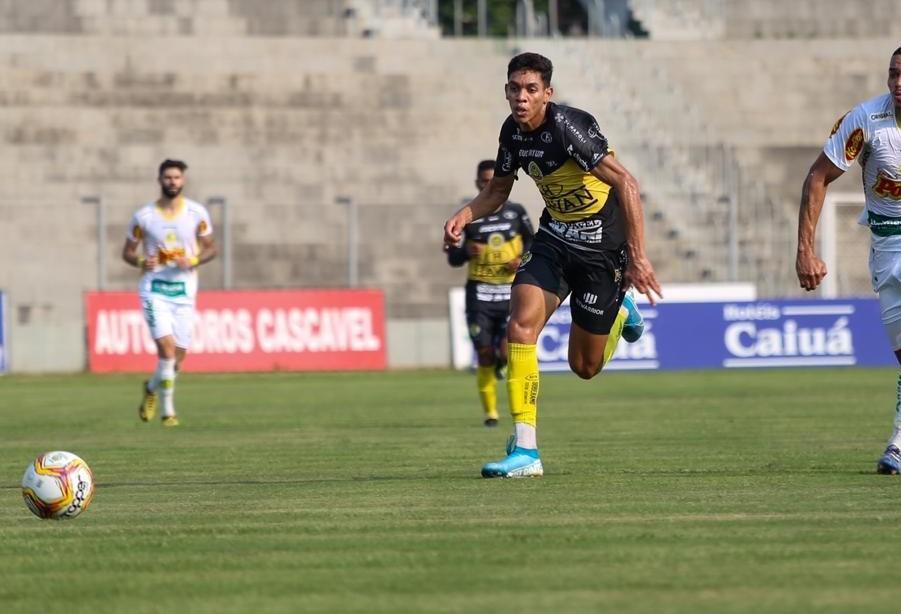 FC Cascavel segue sem vencer no Brasileiro