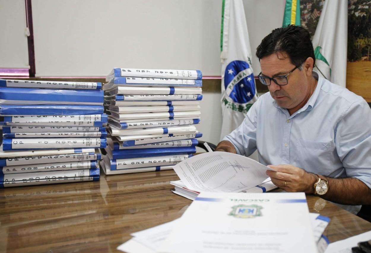 Prefeito em exercício Alécio Espínola avalia período à frente do município