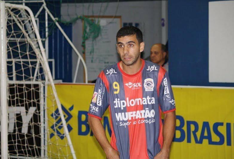 Aladinho Dutra é convocado  para ser o  auxiliar técnico da Seleção Brasileira sub -13